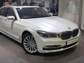 Used BMW 7 Series 730Ld 2016 AT for sale in Mumbai