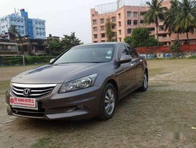 Used Honda Accord 2.4 2011, Petrol MT for sale in Kolkata