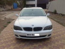 Used BMW 7 Series 730Ld 2008 AT for sale in Pune