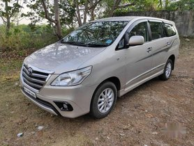Used 2013 Toyota Innova MT for sale in Ernakulam
