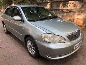 Used Toyota Corolla H5 1.8E, 2006, Petrol MT for sale in Mumbai
