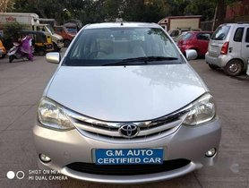 Used Toyota Etios V, 2011, Petrol MT for sale in Mumbai