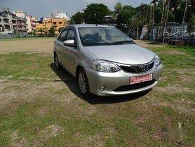 Used Toyota Etios 2016 MT for sale in Kolkata