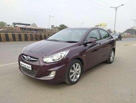 Used Hyundai Verna 1.6 CRDI 2011 MT for sale in Pune