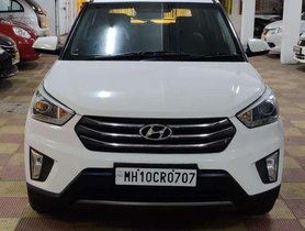 Used Hyundai Creta 1.6 SX Plus, 2017, Diesel MT for sale in Mira Road