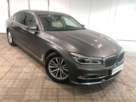 Used BMW 7 Series 730Ld, 2016, Diesel AT for sale in Mumbai