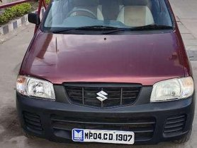 Used 2009 Maruti Suzuki Alto MT for sale in Bhopal
