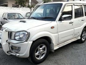 Mahindra Scorpio VLX 2WD Airbag BS-IV, 2010, Diesel AT in Hyderabad