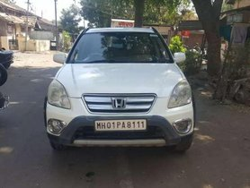 Used 2005 Honda CR V MT for sale in Nashik