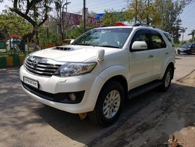 Used Toyota Fortuner 2014 MT for sale in Ghaziabad