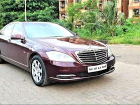 Mercedes-Benz S-Class S 350 CDI, 2011, Diesel AT for sale in Mumbai