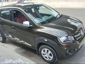 Used Renault Kwid, 2017, Petrol AT for sale in Chennai