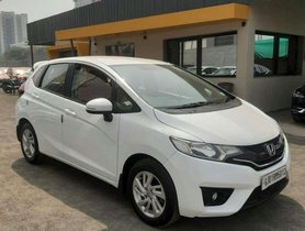 Used 2015 Honda Jazz V MT for sale in Surat