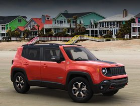 Jeep Working On Tata Nexon and Hyundai Venue Rival