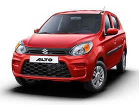 Maruti Alto Sells More Than Renault Kwid, Datsun Redi-GO and S-Presso Put Together