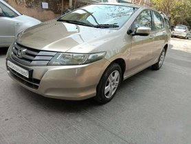 Used Honda City 1.5 S 2009, Petrol MT for sale in Mumbai