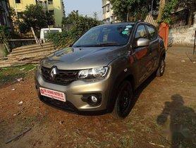 Used 2017 Renault KWID MT for sale in Kolkata