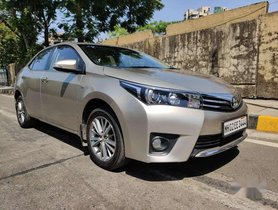 Used Toyota Corolla Altis 1.8 VL 2016, Petrol AT for sale in Mumbai