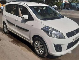 Used Maruti Suzuki Ertiga ZXI 2014 MT for sale in Chennai