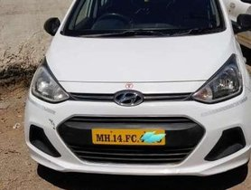 Used Hyundai Xcent, 2016, Diesel MT for sale in Pune