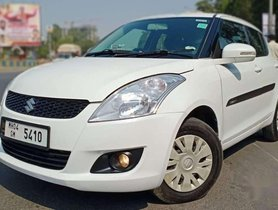 Maruti Suzuki Swift VDi, 2014, Diesel MT for sale in Mumbai