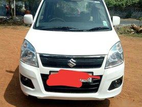 Maruti Suzuki Wagon R 1.0 VXi, 2017, Petrol MT for sale in Thrissur