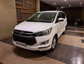 Used Toyota Innova Crysta 2018 MT for sale in Mumbai
