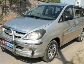 Used Toyota Innova 2007 AT for sale in Hyderabad