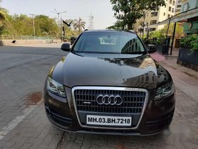 Used 2013 Audi Q5 AT for sale in Mumbai
