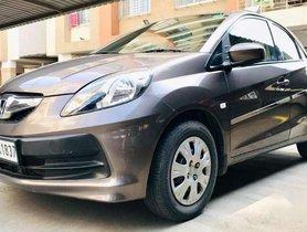 Used Honda Brio 2012 MT for sale in Surat