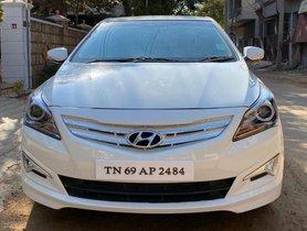 2015 Hyundai Verna 1.6 VTVT S Option MT for sale in Madurai