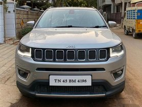 Used 2018 Jeep Compass 2.0 Limited MT in Madurai