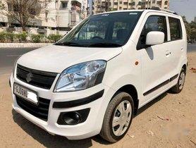 Used Maruti Suzuki Wagon R VXI 2014 MT for sale in Vadodara