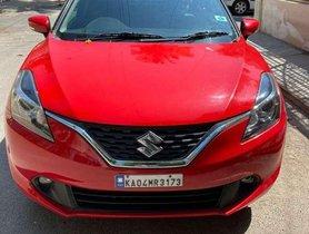 Used 2016 Maruti Suzuki Baleno MT for sale in Nagar