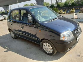 Used Hyundai Santro Xing XL 2007 MT for sale in Hyderabad