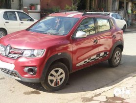 Used 2017 Renault KWID MT for sale in Indore