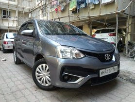 Toyota Etios Liva VD 2016 MT for sale in Mumbai