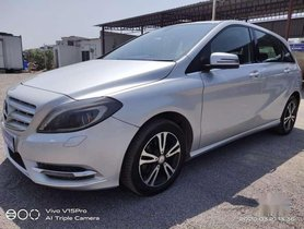 Used Mercedes Benz B Class 2014 Diesel AT for sale in Hyderabad