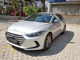 Used Hyundai Elantra 1.6 SX 2017 AT for sale in Thane