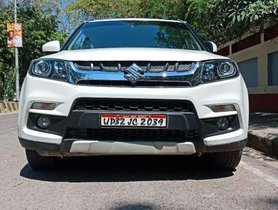 2017 Maruti Suzuki Vitara Brezza ZDi AT for sale in Lucknow