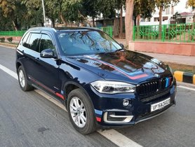 2015 BMW X5 xDrive 30d Design Pure Experience 5 Seater AT in New Delhi
