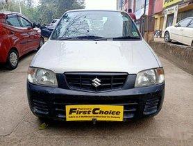 Used 2009 Maruti Suzuki Alto MT for sale in Faridabad