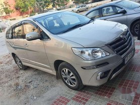 Used 2015 Toyota Innova MT for sale in Faridabad