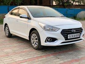 2019 Hyundai Verna 1.4 CX VTVT MT for sale in New Delhi