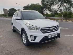 Used 2016 Hyundai Creta MT for sale in Anand