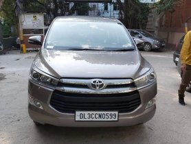 2017 Toyota Innova Crysta 2.4 VX MT for sale in New Delhi