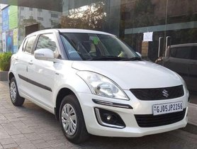Maruti Suzuki Swift VXi, 2016, Petrol MT for sale in Surat