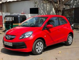 Used Honda Brio 2014 MT for sale in Surat
