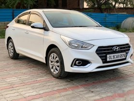 Used 2019 Hyundai Verna 1.4 CX VTVT MT for sale in New Delhi