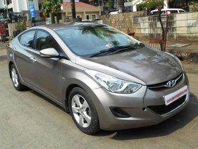 Hyundai Elantra CRDi SX 2012 MT for sale in Mumbai